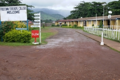 reetown Polytechnic Entrance